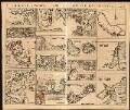 Atlas de l'Amerique Consistant en 46. Cartes hollandoises et angloises, mapa ze strany: [49]